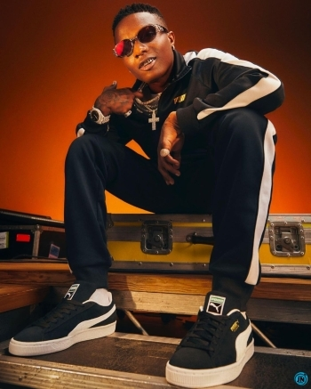 """I Don't Like To Promote My Music, I Just Like To Make The Music"" – Wizkid Brags (Video)"